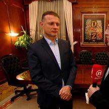 Gordan Jandroković gost Dnevnika Nove TV (Foto: Dnevnik.hr) - 1