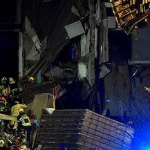 Eksplozija u Antwerpenu (Foto: AFP)