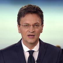 Ubijen Oliver Ivanović (Video: Vijesti Nove TV u 14)