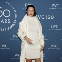Adriana na proslavi 150. godišnjice rada brenda IWC Schaffhausen