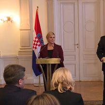 Kolinda Grabar Kitarović i Dragan Čović (Foto: Dnevnik.hr)