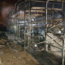 Požar u Strmcu Samoborskom uništio automobile (Foto: Facebook Vatrogasna zajednica Sv. Nedelje) - 4