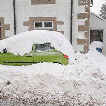Snijeg u Velikoj Britaniji (Foto: Getty Images)