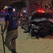 Nesreća na Copacabani (Foto: AFP)