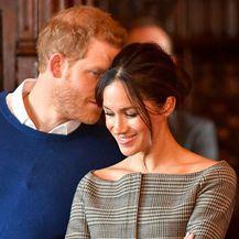 Meghan Markle i princ Harry u Walesu