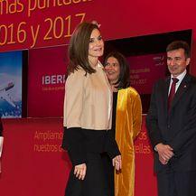 Kraljica Letizia na otvaranju sajma u Madridu