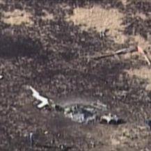 U padu helikoptera u Novom Meksiku poginuli političar Roy Bennett i biznismen Charles Burnett III (Video: APTN)