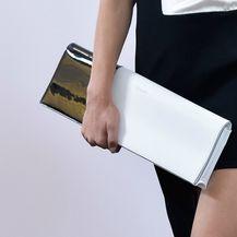 Predimenzionirana pismo-torba modne kuće Guy Laroche