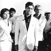 Marcello Matstroianni u filmu \'La Dolce Vita\'