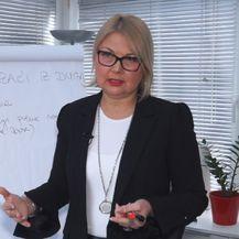 Life coach Inga Lalić (Printscreen Informer)
