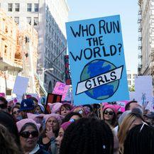 Ženski marš u Los Angelesu