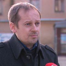Bruno Matotek, ravnatelj Osnovne škole Vladimira Nazora (Foto: Dnevnik.hr)