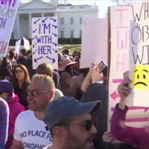 Marš žena diljem Amerike (Video: Dnevnik Nove TV)