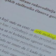 Makarski policajci žale se na mobbing (Video: Dnevnik Nove TV)