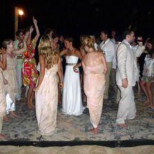 Fotografije s vjenčanja Meghan Markle i filmskog producenta Trevora Engelsona - 4