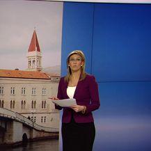 Gužve na čivoskom mostu (Video: Vijesti Nove TV u 17)
