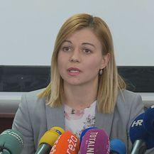 Jelena Hrgović, zamjenica gradonačelnika Splita (Foto: Dnevnik.hr)