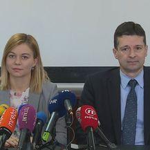Jelena Hrgović i Nino Vela (Foto: Dnevnik.hr)