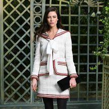 Poznate Francuskinje na modnoj reviji modne kuće Chanel za proljeće 2018. - 9
