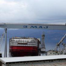 Brodogradilište 3. maj (Foto: Goran Kovacic/PIXSELL)