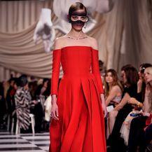 Kolekcija modne kuće Dior za proljeće 2018. godine - 18