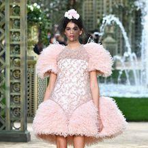 Kolekcija modne kuće Chanel za proljeće 2018. godine - 14