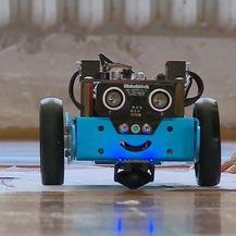 Knjižnica i robotika mogu zajedno (Foto: Dnevnik.hr) - 2
