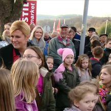Predsjednica završava boravak u Zagorju (Video: Vijesti u 17 h)