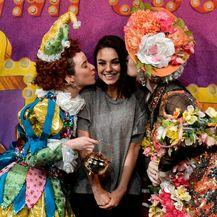 Mila Kunis na dodjeli nagrade društva Hasty Pudding Theatricals - 5