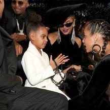 Blue Ivy na 60. dodjeli Grammyja s roditeljima - 3