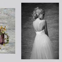 Nova bridal kampanja Diane Viljevac (Foto: Karmen Poznić)