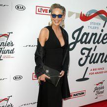Sharon Stone na gala večeri - 1