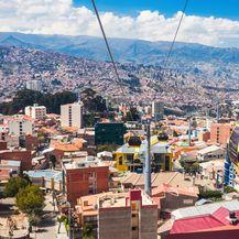 Bolivijska žičara