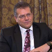 Maroš Šefčovič, potpredsjednik Komisije zadužen za energetsku uniju (Foto: Dnevnik.hr)