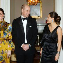 Catherine i William u društvu princeze Victorije i princa Daniela