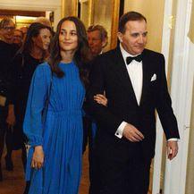 Oskarovka Alicia Vikander i švedski premijer Stefan Lofven