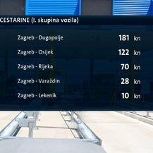 Svi bi se vozili besplatno (Foto: Dnevnik.hr) - 1