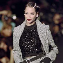 Christy je vladala modnim pistama