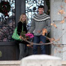 Ivica i Elin Kostelić (Foto: Igor Kralj/PIXSELL)