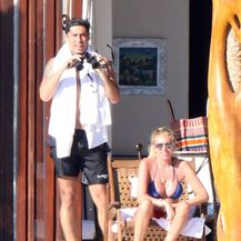Petra Ecclestone i Sam Palmer (Foto: Profimedia)