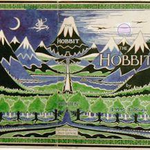 Naslovnica prvog izdanja \'Hobita\' iz 1937. godine