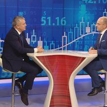 Mislav Bago i ministar Darko Horvat (Foto: Dnevnik.hr)
