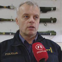 Tomislav Vukoja iz ravnateljstva policije (Foto: Dnevnik.hr)