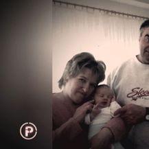 Obitelj Zukanović prije smrti supruga (Foto: Provjereno)