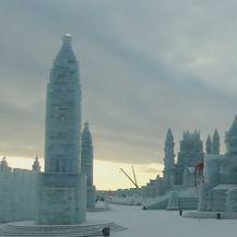 U kineskom gradu Harbinu otvoren festival leda i snijega (Foto: Vijesti u 14h) - 2