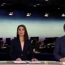 Vanja Margetić iz HAK-a javlja stanje o vremenu (Video: Dnevnik Nove TV)