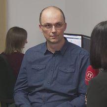 Denis Sušac iz Osjek Software Cityja (Foto: Dnevnik.hr)