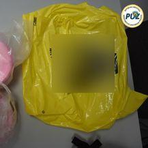 Policija je pronašla amfetamine, marihuanu i punilo (Foto: PUZ) - 2