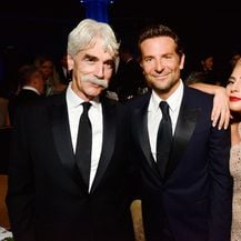 Sam Elliot, Bradley Cooper, Lady Gaga (Foto: Getty Images)