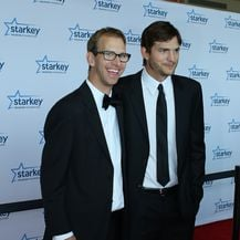 Ashton i Michael Kutcher (Foto: Getty Images)